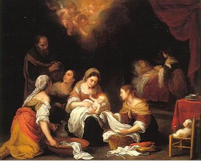 Natividade de SJB