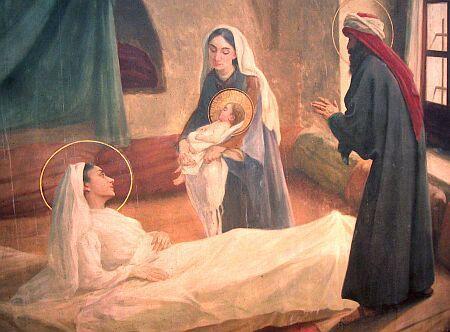 Nascimento de Nossa Senhora